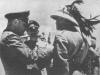 Rommel dekoruje oficera bersalierów