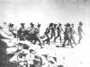 grupa bersalierów w okolicy Tobruku