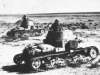"""czołgi """"Ariete"""" pod Gazalą"""