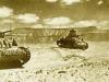 czołgi pod El-Alamein