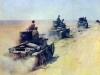 kolumna czołgów