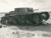 zniszczone włoskie działo samobieżne