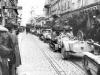 wojsko włoskie na ulicach Rijeki(Fiume)