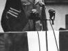 Mussolini przemawia